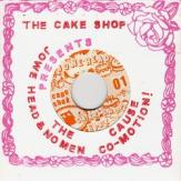 "Cake Shop Girl 7"" single"